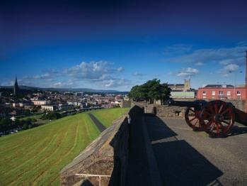 Historic 17th Century Walls