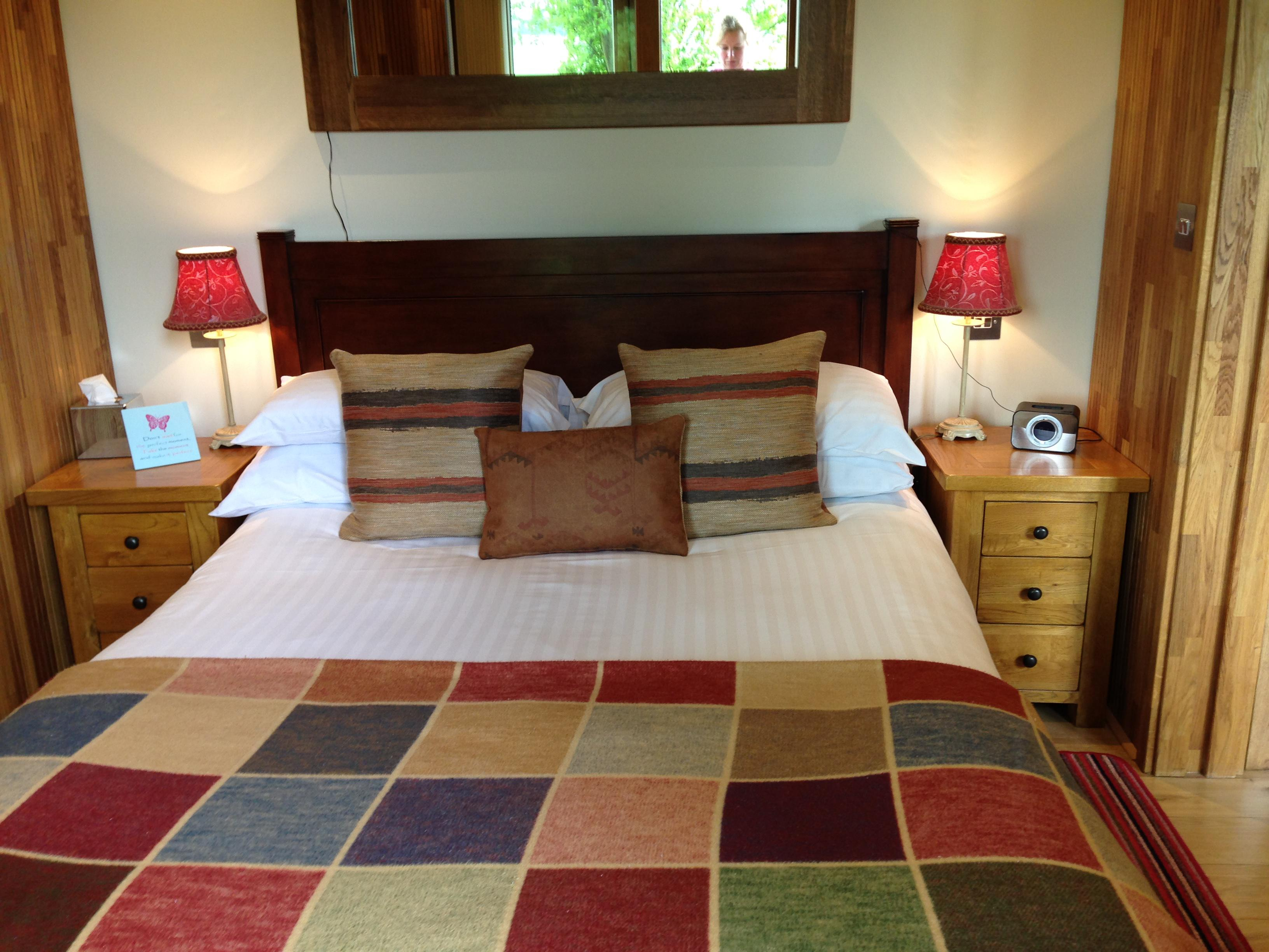 Lodge-Deluxe-Ensuite with Shower-Copse Lodge - Base Rate