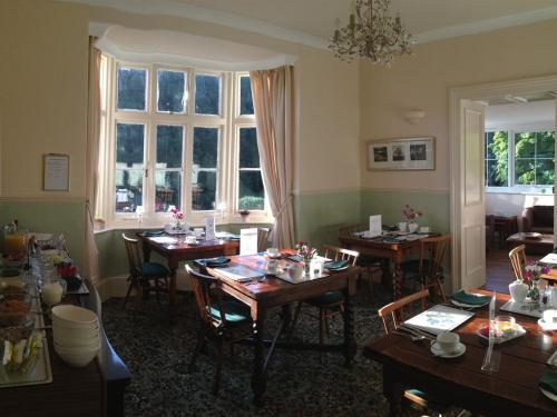 Guest Breakfast Room