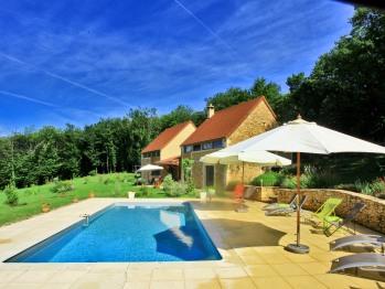 Les Deux Moiselles Chambres d'hôtes de Charme avec piscine chauffée