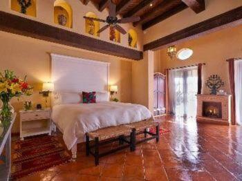 Mexico Suite Bedroom