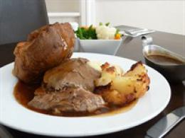 Sunday Lunch - 12.00 - 15.00
