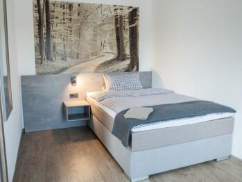 Einzelzimmer-Komfort-Eigenes Badezimmer