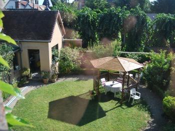 L'Ambroise : le jardin