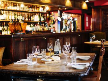 The Top Bar at The Durham Ox