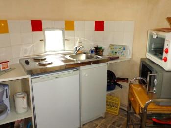 Suite Donjon - cuisine