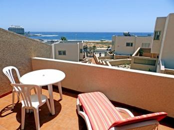 Dúplex-Familiar-Baño con bañera-Vista al Mar-Duplex vista marina