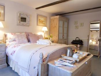 Double Ensuite - Rose Room (Breakfast Included)