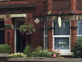 Burton Villa Guest House -