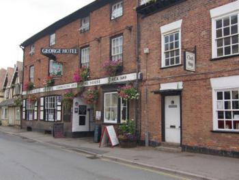 The George Hotel -