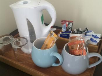 Tea and Coffee Making facilities in all of our rooms.