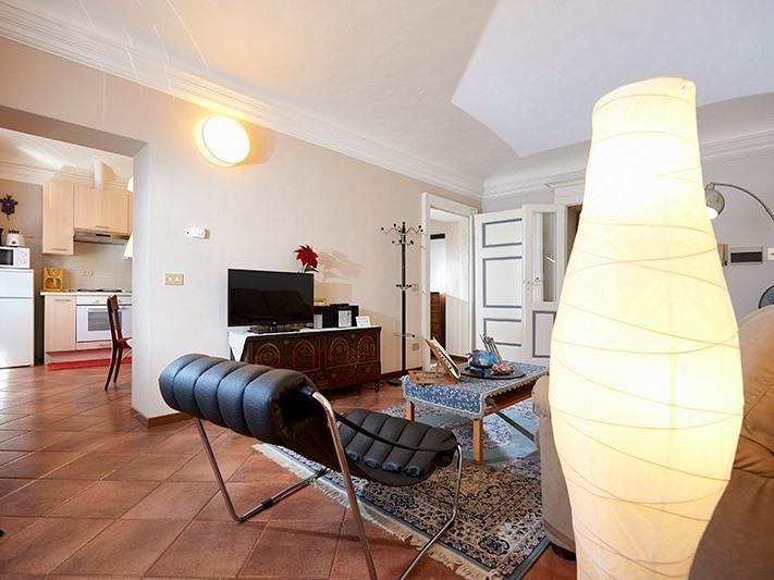 Appartamento-Bagno privato-Vista città-Caruso