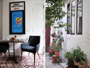 Charming Mini-Loft Chez Maurice