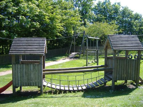 childrens adventure play area