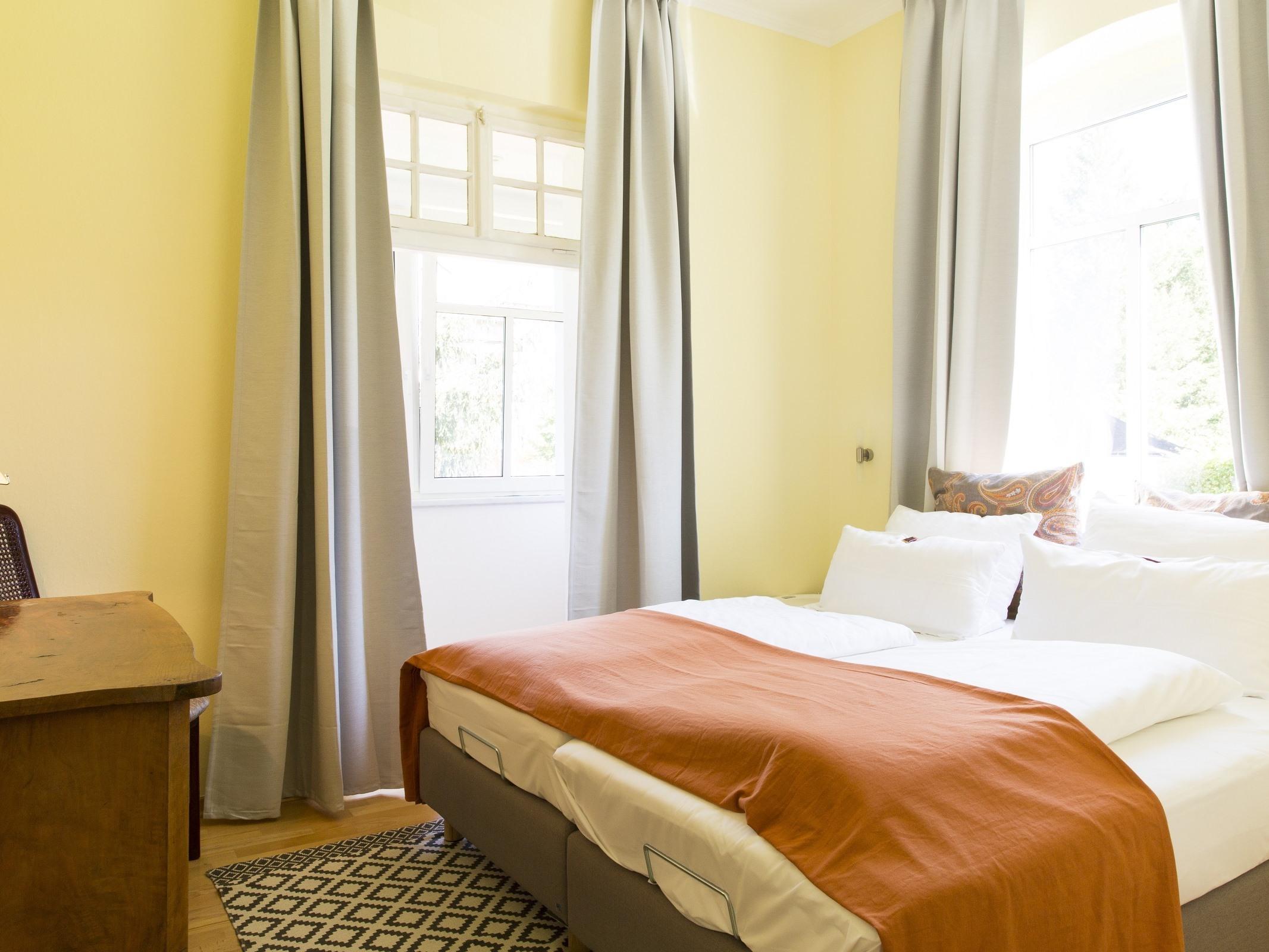 Suite-Premium 70qm mit Gartenblick
