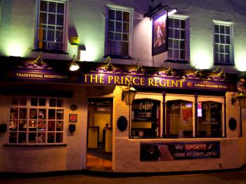 The Prince Regent -