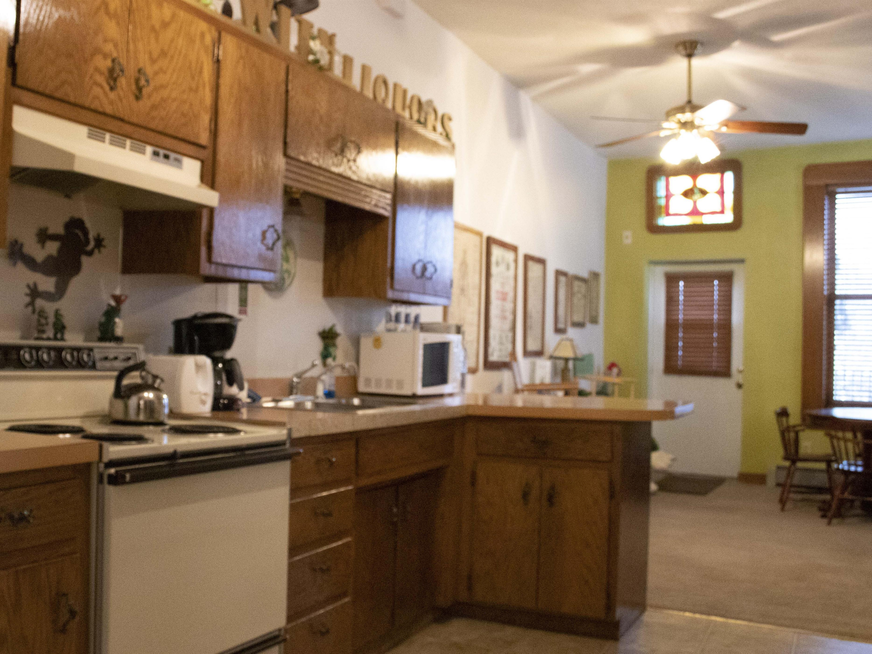 Apartment-Private Bathroom-Suite-River view-The Dr. Visty Suite #1
