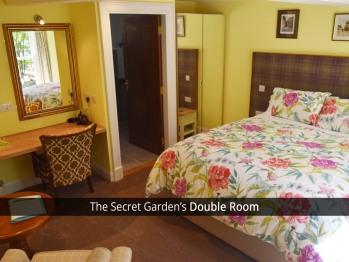 Secret Garden - Double Room