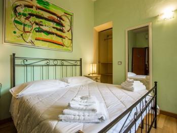 Matrimoniale-Standard-Bagno in camera con doccia-Balcone-Porta Romana