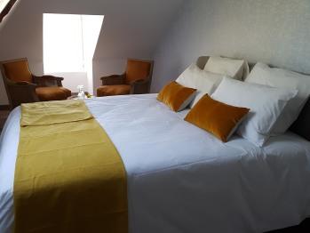 Suite-Suite-Douche-Vue sur Jardin-Suite COLETTE - Tarif de base