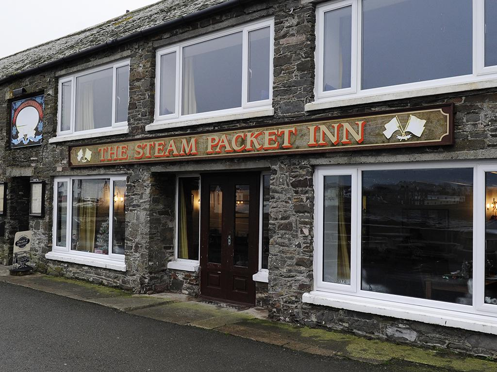 Welcome to the Steam Packet Inn