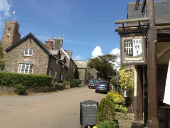 Street view from The Durant Arms