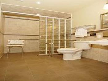 Accessible Suite-Double room-Ensuite-Standard