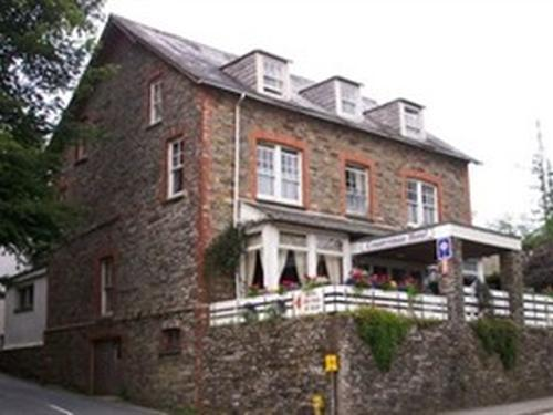 The Countryman Hotel - Front of Hotel