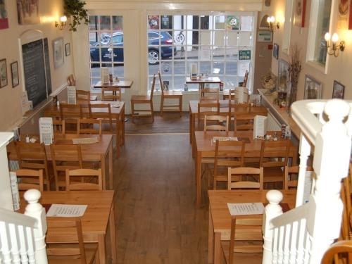 Café - Breakfast room