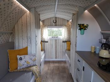 The Bow Top Caravan