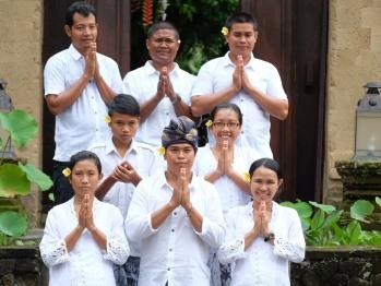 Villa Staff
