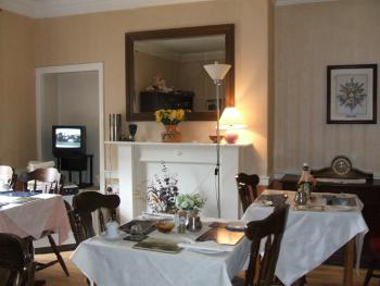 The Roxburgh - Breakfast room