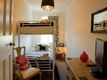 Twin Bunk Room in Coastal House