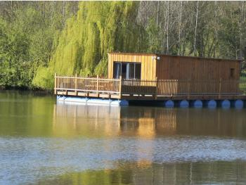 """cabane flottante 2/4 personnes """"les songes de Steph"""""""