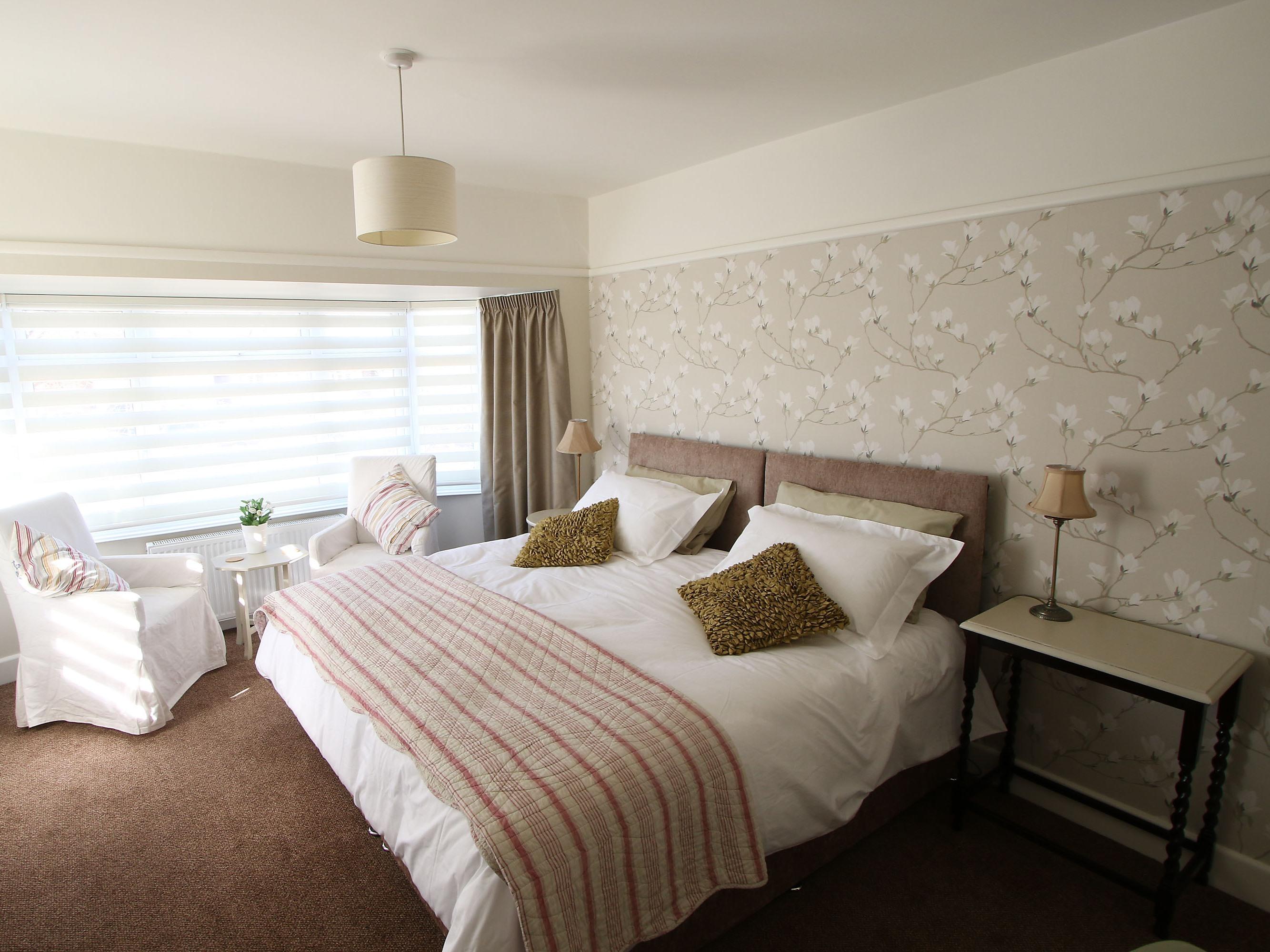 Castleman Room - Double or Twin Superior En-suite