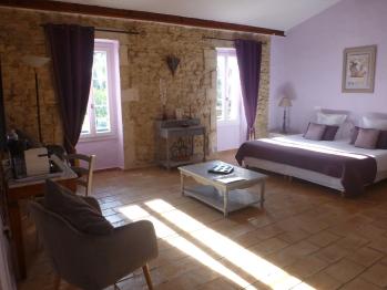 Chambre d'hôtes familiale-Salle de bain privée-El Sierro