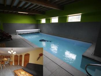 Gîte n° 1 - 4 à 8 personnes - 3 chambres