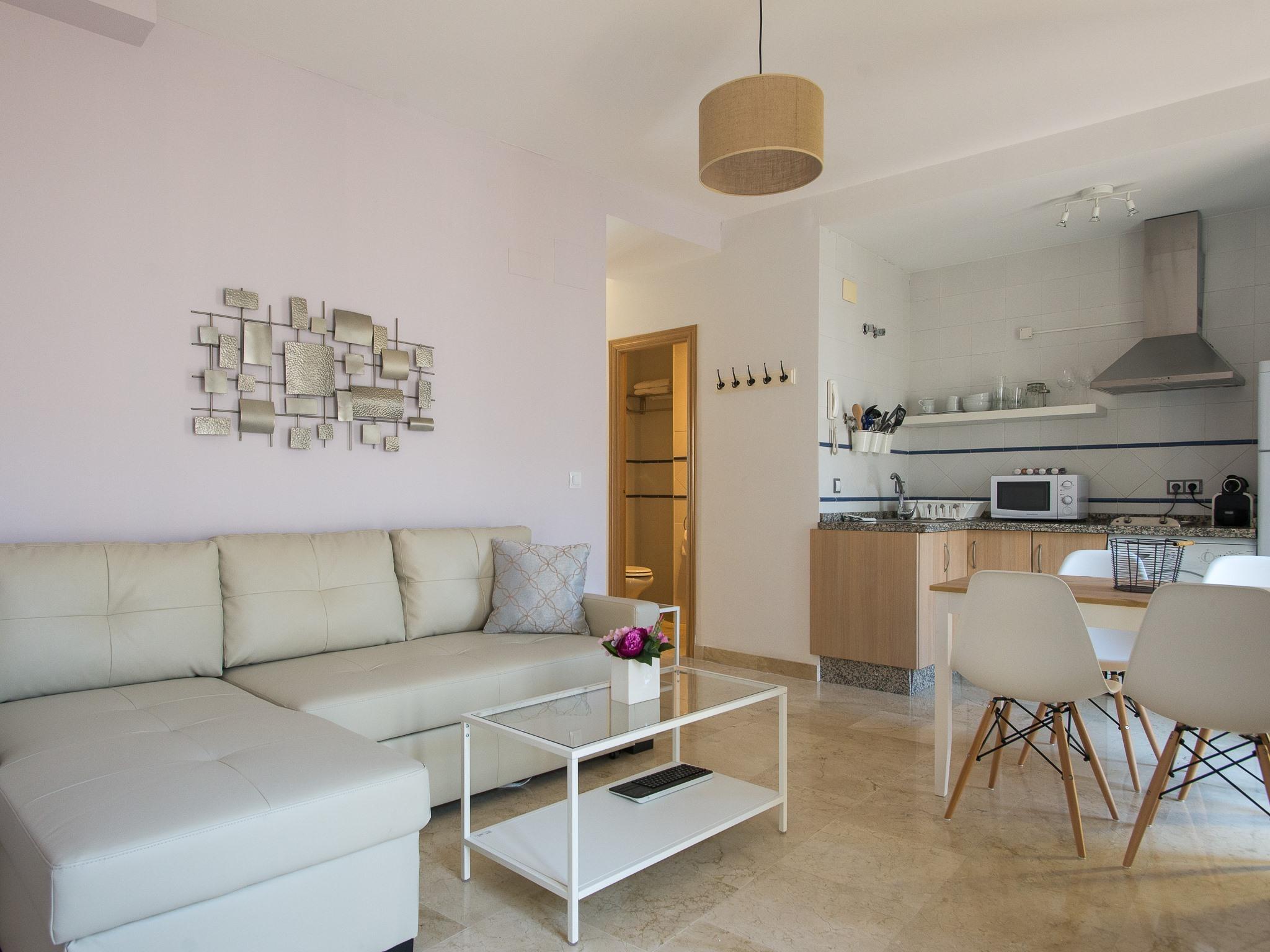 Apartamento-2A APT FELIPE 4 PAX-Clásico-Baño con ducha-Balcón - Tarifa Base