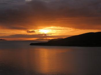 Ardmair Bay Sunset