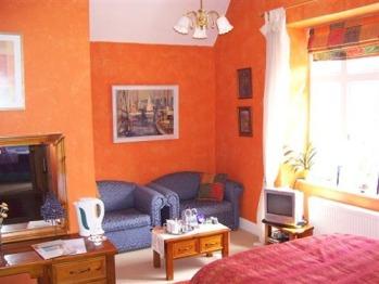 View of Orange Room