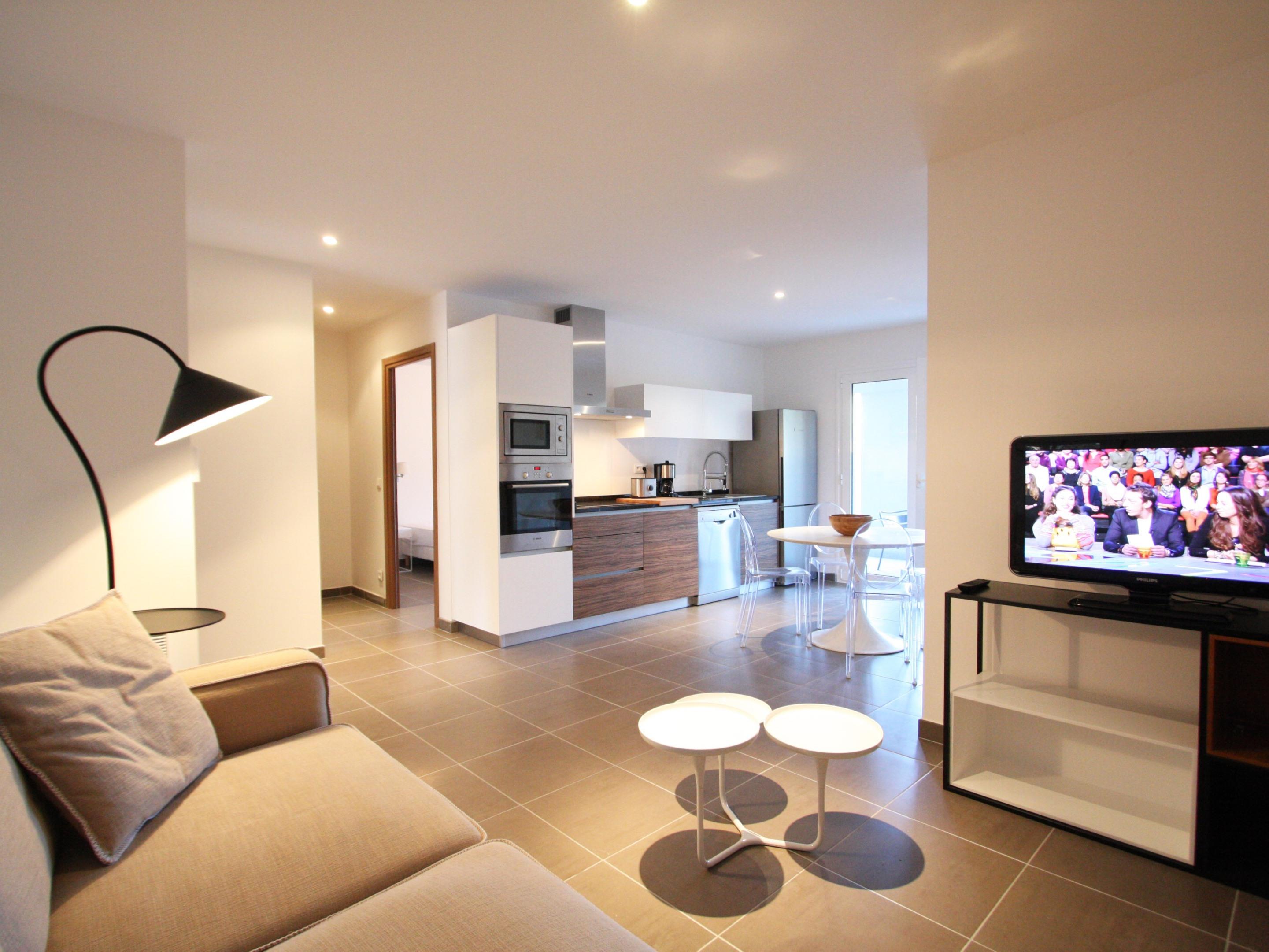 Appartement F3 60m² (2)