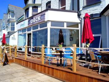 the edgcumbe - The Edgcumbe and Deck Restaurant