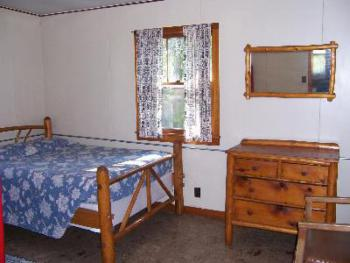 Cabin-Private Bathroom-Standard-Lake View-Cabin 6 - Base Rate