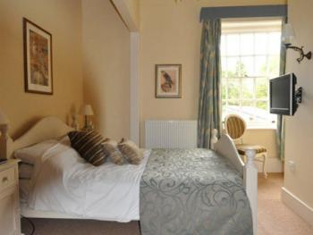 Double Room with Shower (no bath) with space for extra bed/travel cot