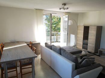 Appartement-Confort-Salle de bain et douche-Balcon
