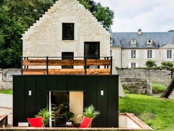 Chez Laurence du Tilly L'annexe -
