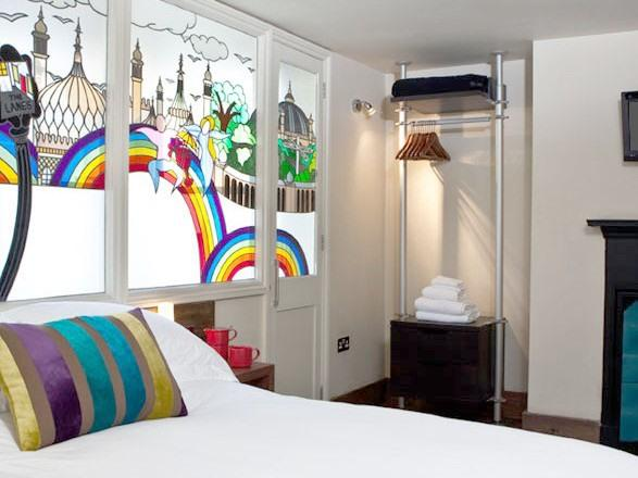 Double room-Superior-Ensuite with Shower-Partial sea view - Base Rate
