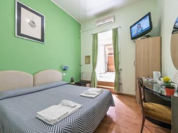 Matrimoniale o doppia-Classica-Bagno in camera con doccia-Balcone