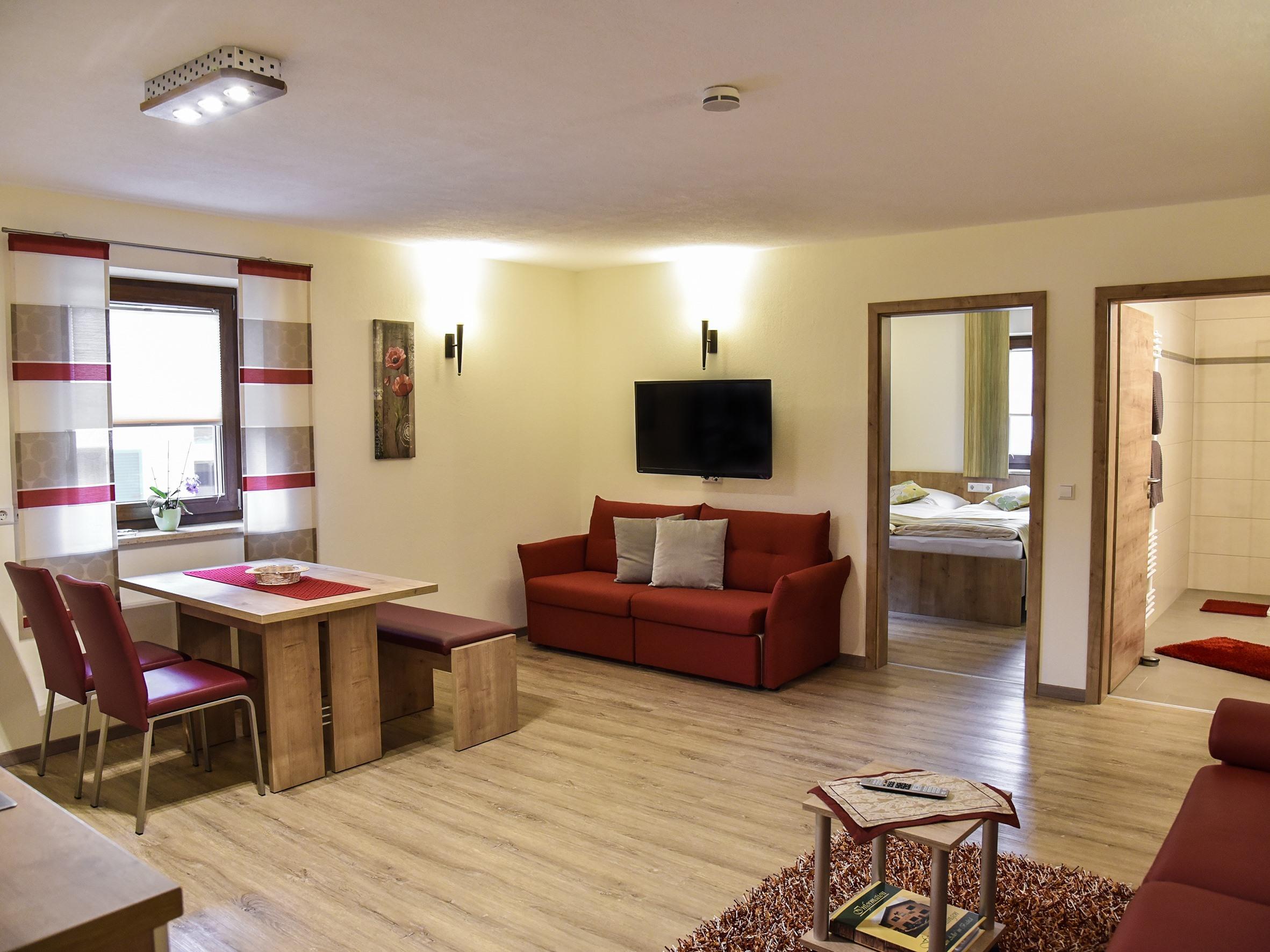 Apartment-Standard-Eigenes Badezimmer - Basistarif