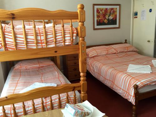 Family room with bunkbeds